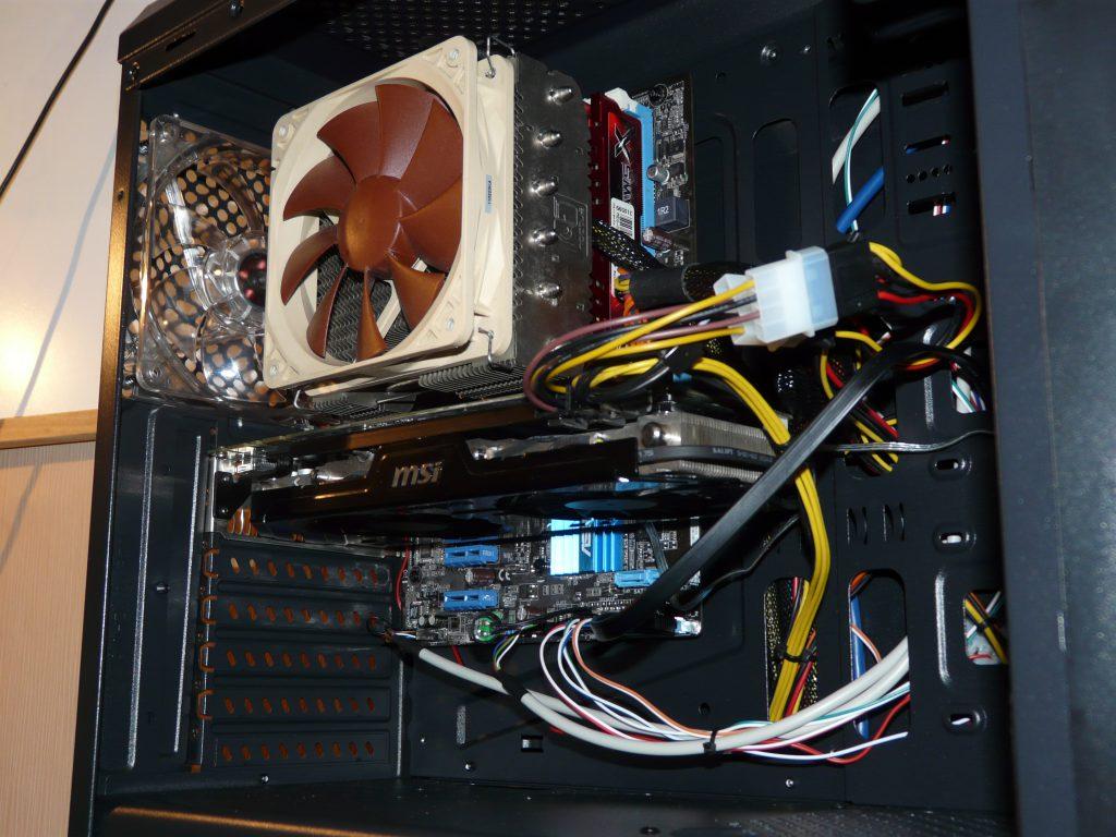 P1340842 1024x768 - Gaming computer build socket 1155/ GTX 670/ i5/ 8GB DDR3