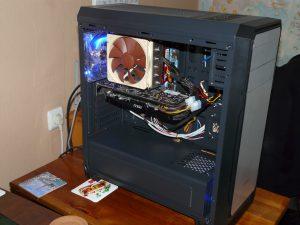 Gaming computer build socket 1155/ GTX 670/ i5/ 8GB DDR3