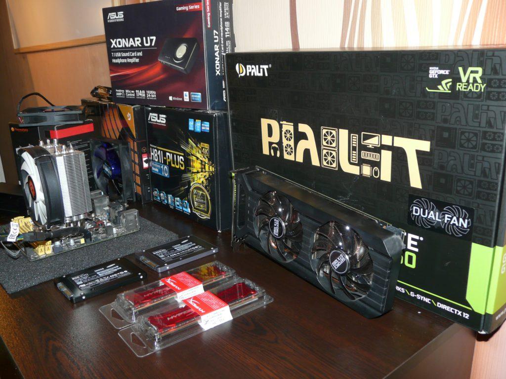 P1340929 1024x768 - Gaming computer build socket 1150/ GTX 1060 6GB/ i7/ 16GB DDR3