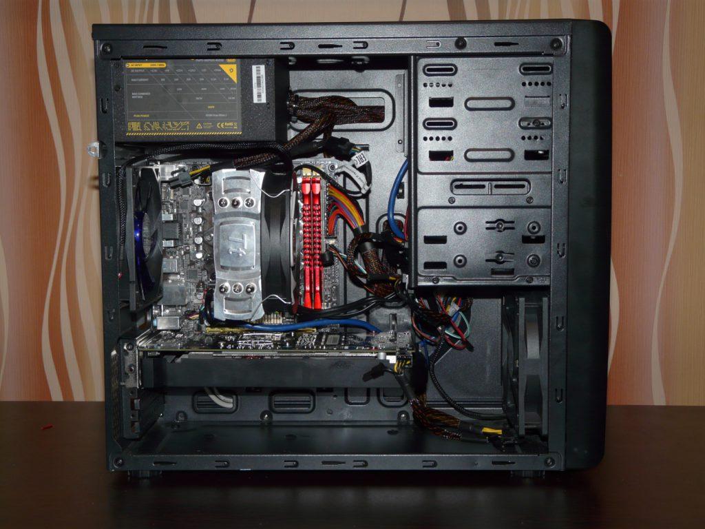 P1340942 1024x768 - Gaming computer build socket 1150/ GTX 1060 6GB/ i7/ 16GB DDR3