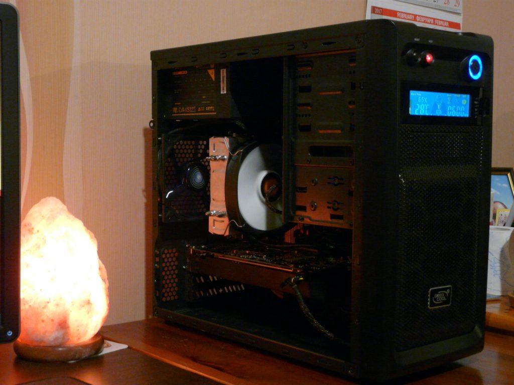 P1340963 1 1024x768 - Gaming computer build socket 1150/ GTX 1060 6GB/ i7/ 16GB DDR3