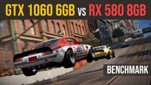 RX 580 8GB vs GTX 1060 6GB test in 11 new games 2019