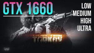 Escape from Tarkov GTX 1660 | Ryzen 5 2600 | 1080p