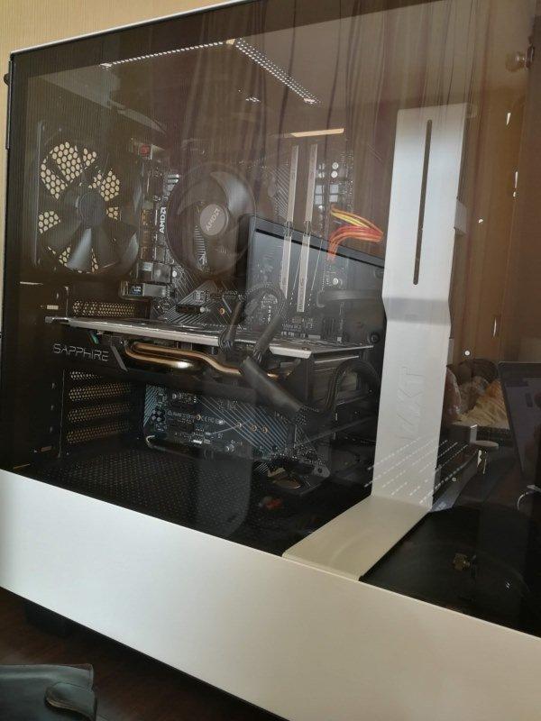 amd budget build $500