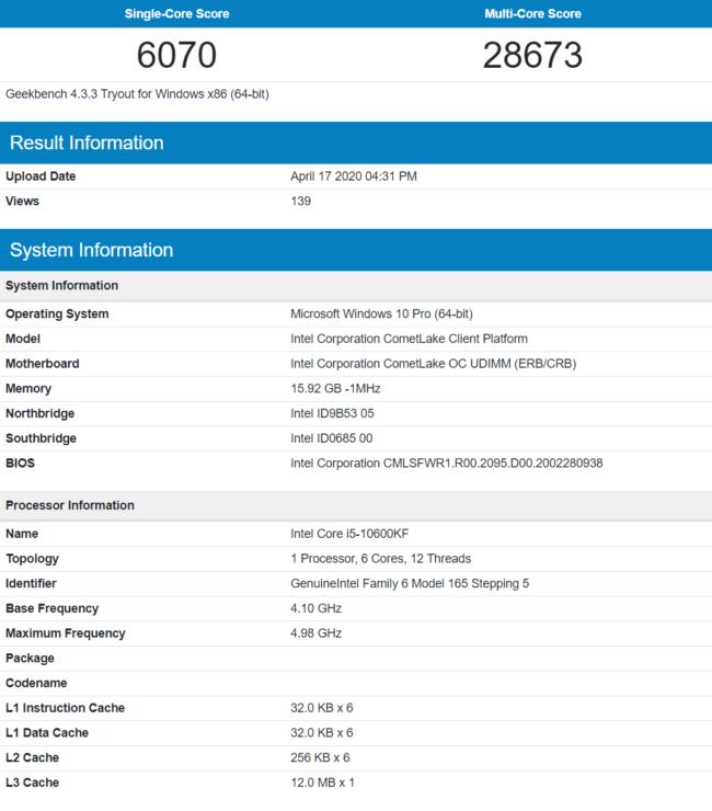 i5 2 - Intel 10th Gen Core i7-10700K and Core i5-10600K CPUs vs. AMD Ryzen 3000 CPUs