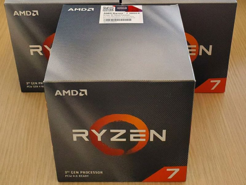 The AMD Ryzen 7 3800XT and Ryzen 9 3900XT spotted in 3DMark and Cinebench