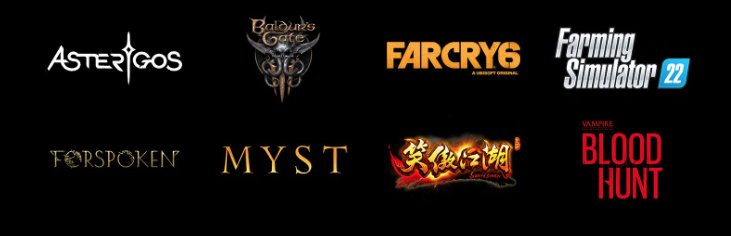 upcoming titles fsr - AMD's FidelityFX Super Resolution (FSR) upscaling technology and games that support it