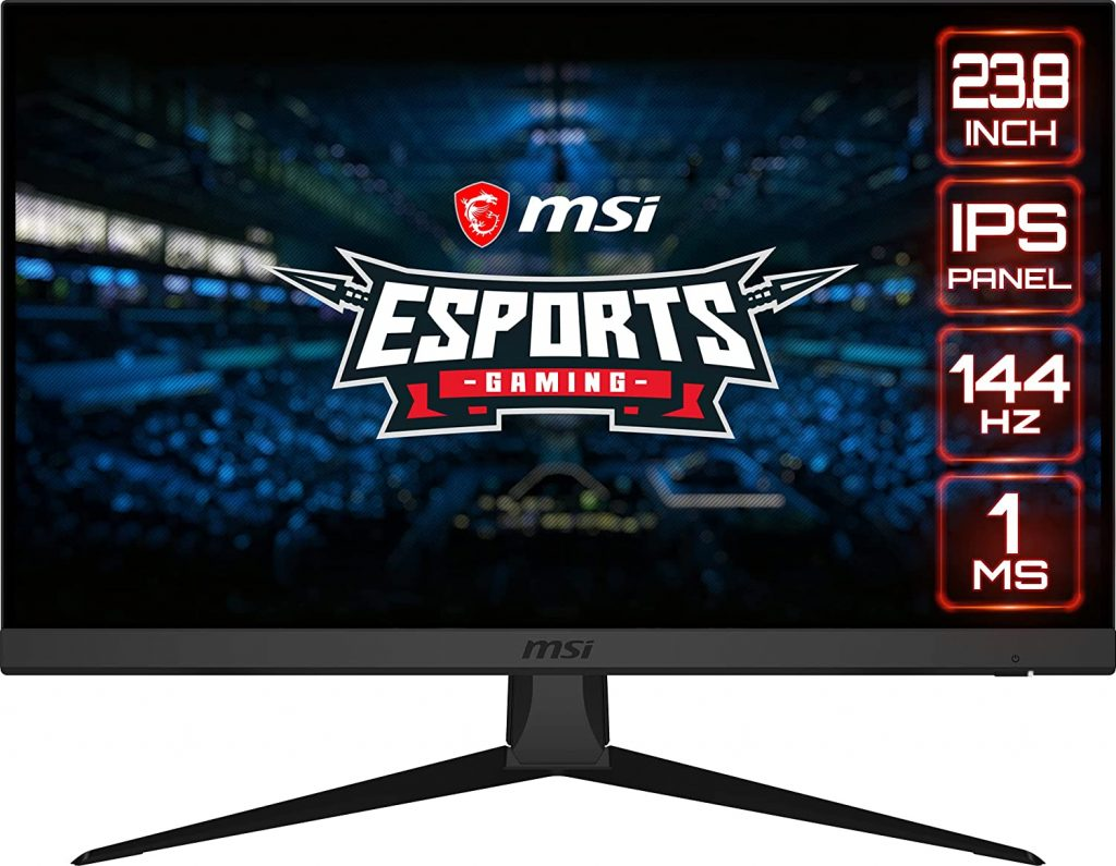 MSI Optix G242 gaming monitor 1024x795 - Top 5 monitors worth buying in 2021